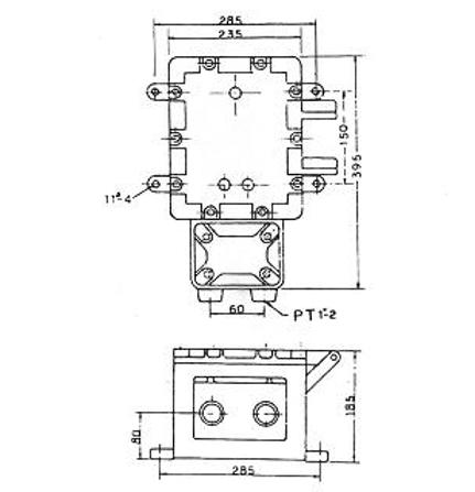 N8 (d2 G4) - SFE型耐压防爆开关