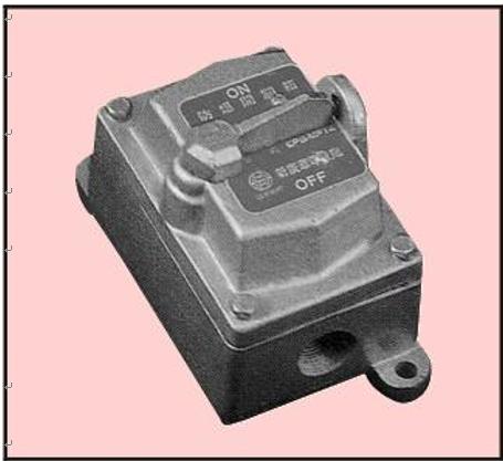N11(d2 G4) - SFE型耐壓防爆開關、電管、電線導管、接頭、電管配件、穿線盒、電管管件、電管