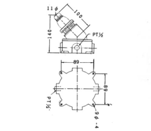 N17(d2 G4) - SFE型耐壓防爆開關、電管、電線導管、接頭、電管配件、穿線盒、電管管件、電管