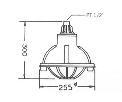 NL5(d2G4) - SFE型耐壓防爆照明燈具、電管、電線導管、接頭、電管配件、穿線盒、電管管件、電管