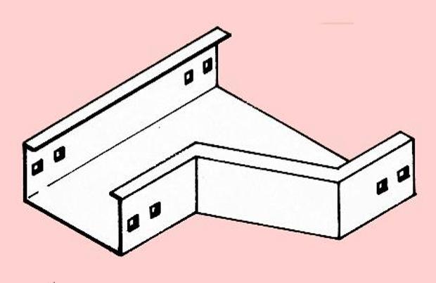 右彎異徑接頭 - 電纜線槽、電管、電線導管、接頭、電管配件、穿線盒、電管管件、電管