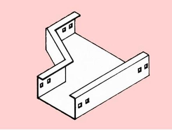 左彎異徑接頭 - 電纜線槽、電管、電線導管、接頭、電管配件、穿線盒、電管管件、電管