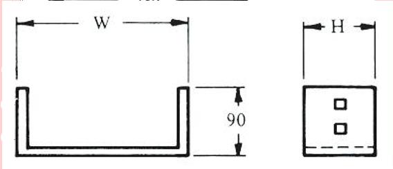 線槽連接片 - 終端蓋板 - 電纜線槽、電管、電線導管、接頭、電管配件、穿線盒、電管管件、電管