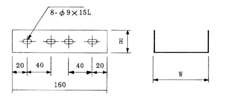 線槽連接片 - 日光燈槽、電管、電線導管、接頭、電管配件、穿線盒、電管管件、電管