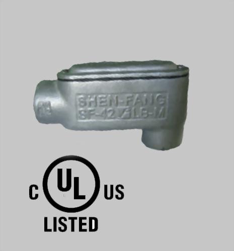 LB型 - 電管穿線匣(安全增防爆)