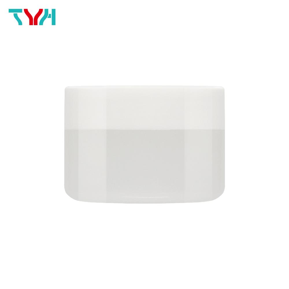 PP Round Cream Jar in Single Wall