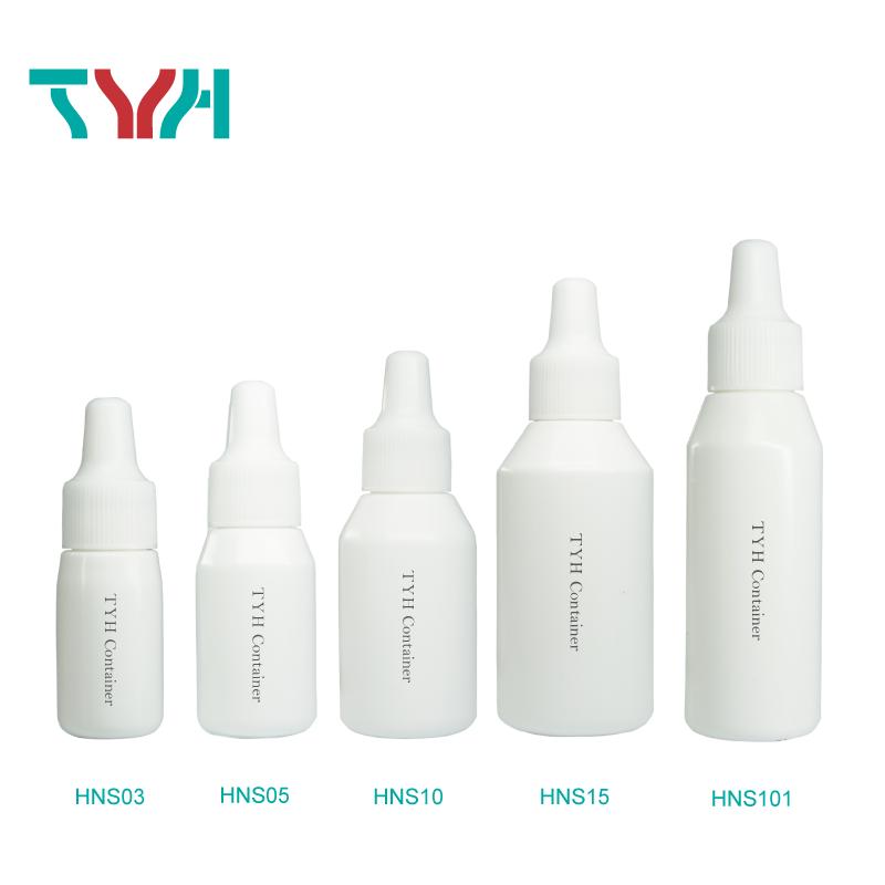 圓形點蜜瓶/點滴瓶/滴管瓶/擠壓瓶/塑膠安瓶   (搭配新內塞蓋)