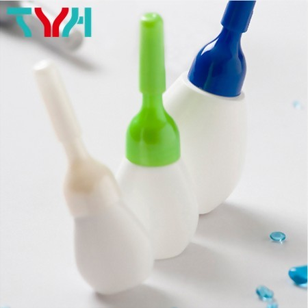 Oval Nozzle Dropper Plastic Bottle in Soft material