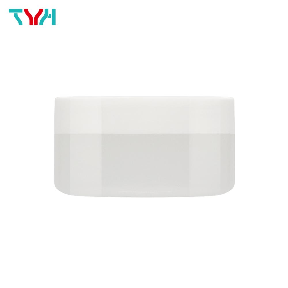 200ml PP Empty Hair Care Cream Jar in Single Wall