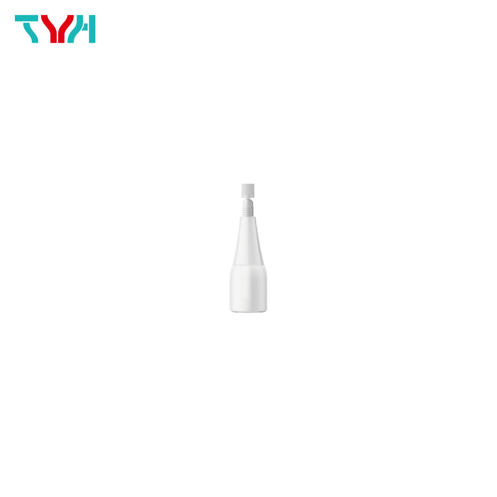 5ml LDPE Round Ampoule Bottle with Integrating Molding Nozzle and Cap