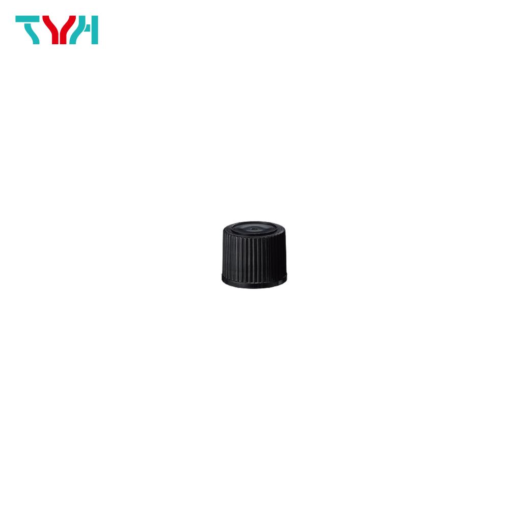 18/415 PP Stripe Essential Oil Cap in Single Wall | 20x19