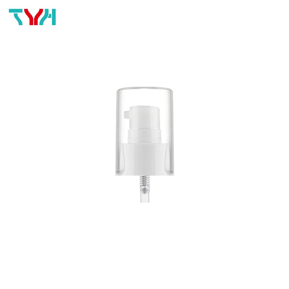 24/410 PP Smooth or Stripe Dispenser Pump with Cap   Dosage 0.2cc