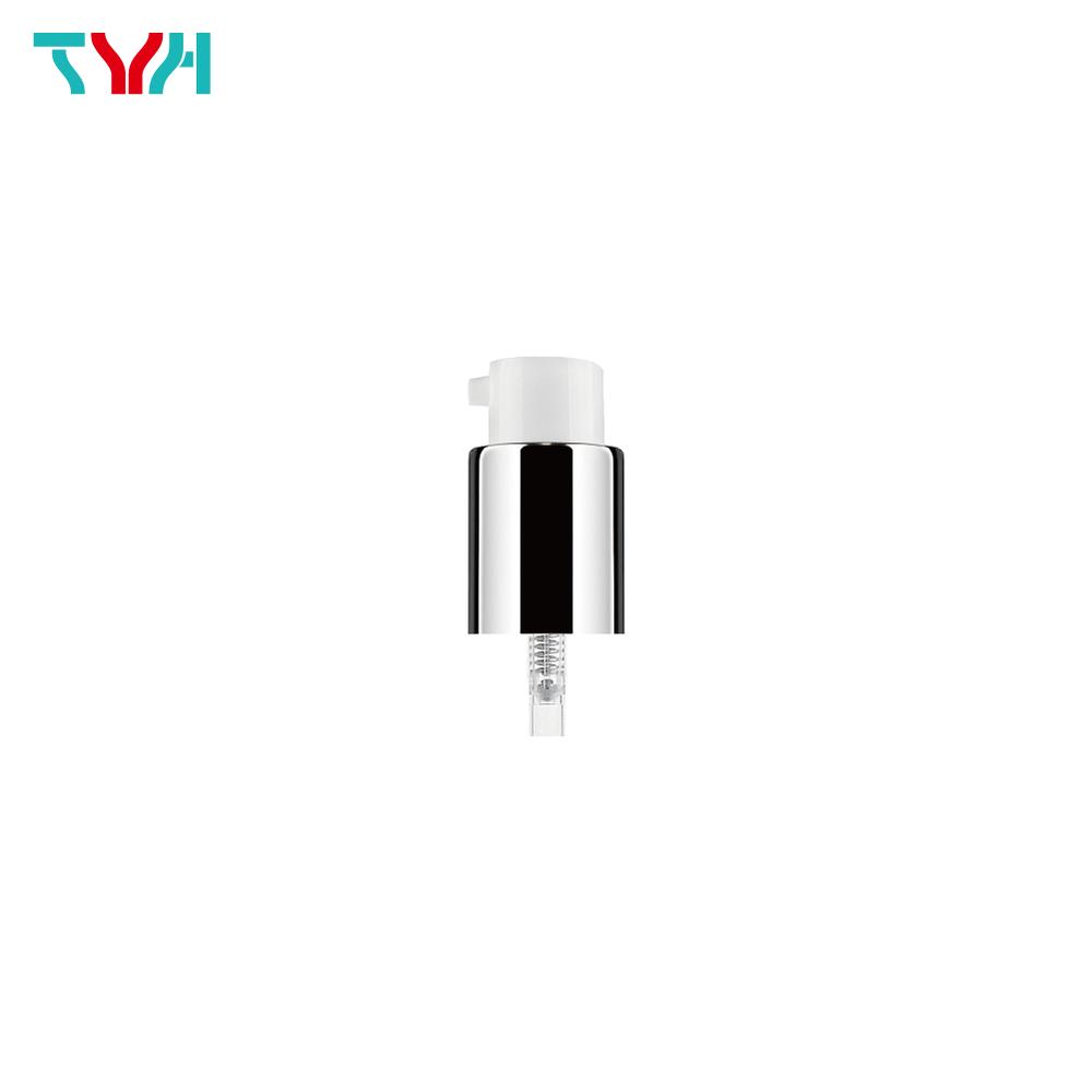 18/415 Aluminum High Collar Smooth Dispenser Pump | Dosage 0.2cc