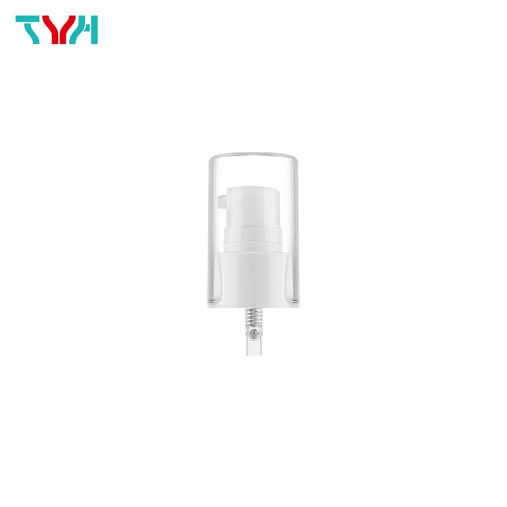 20/410 PP Smooth or Stripe Dispenser Pump with Cap | Dosage 0.2cc