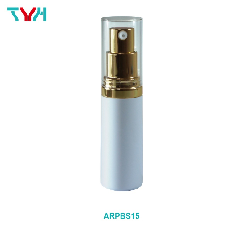15ml Cylindrical Airless Bottle