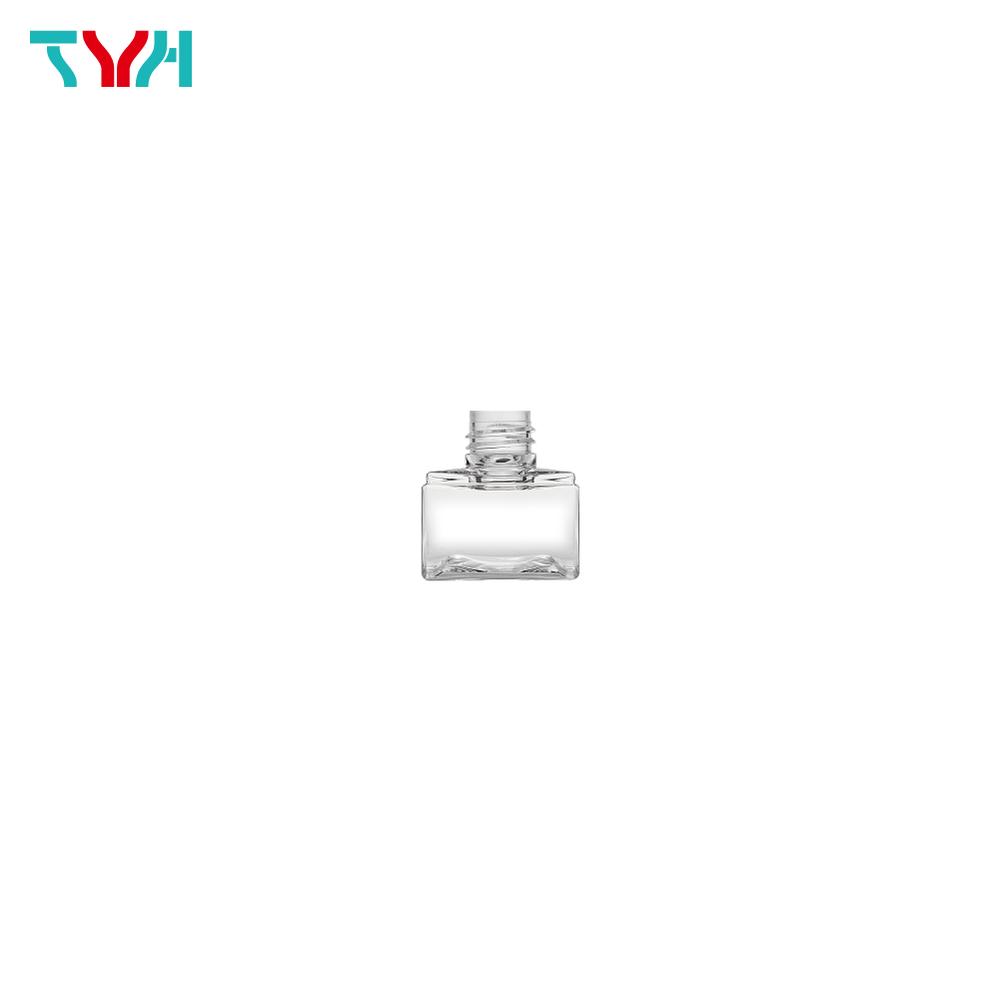 30ml 20/410 PETG Rectangle Cosmetic Bottle in Single Wall