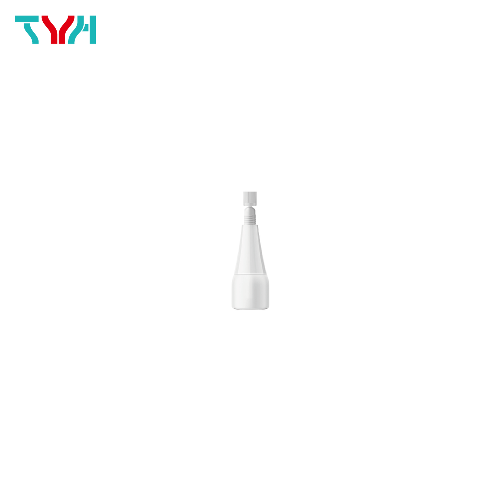 3ml LDPE Round Ampoule Bottle with Integrating Molding Nozzle and Cap