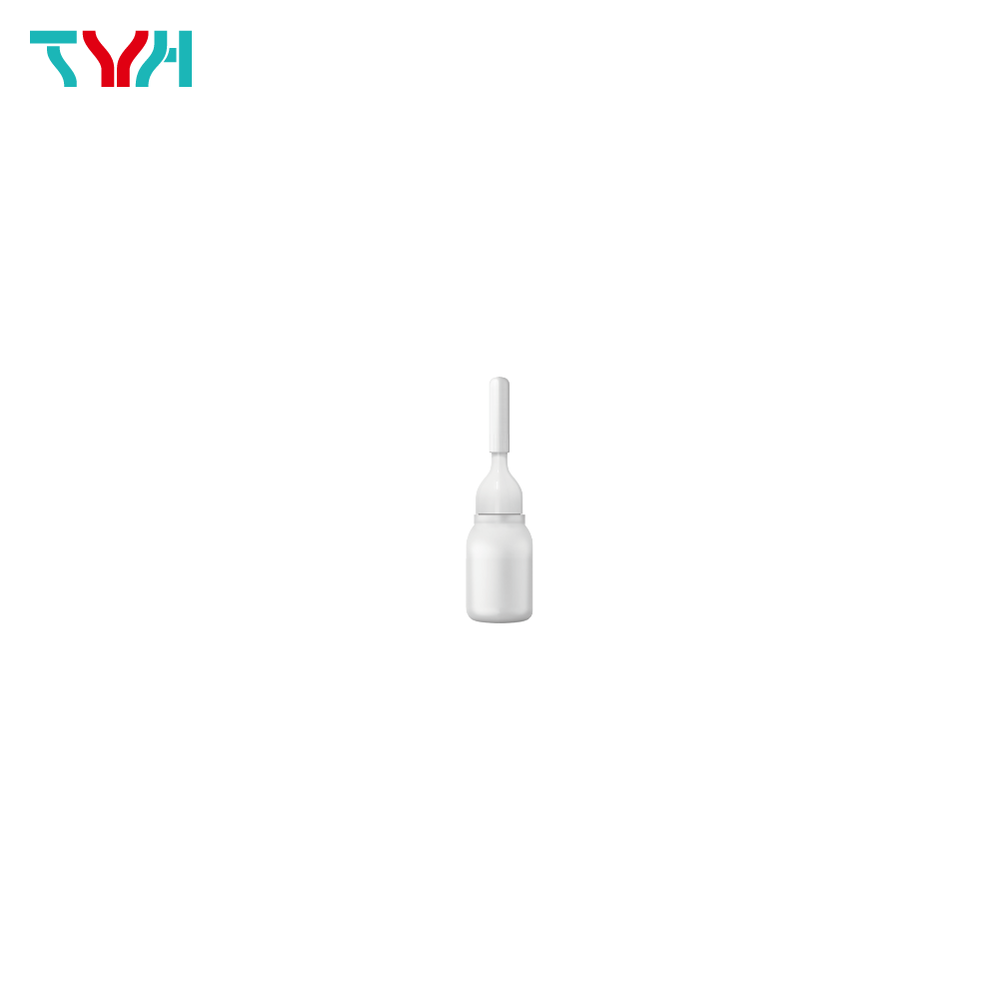 5ml LDPE Boston Round Ampoule Bottle with Nozzle Cap