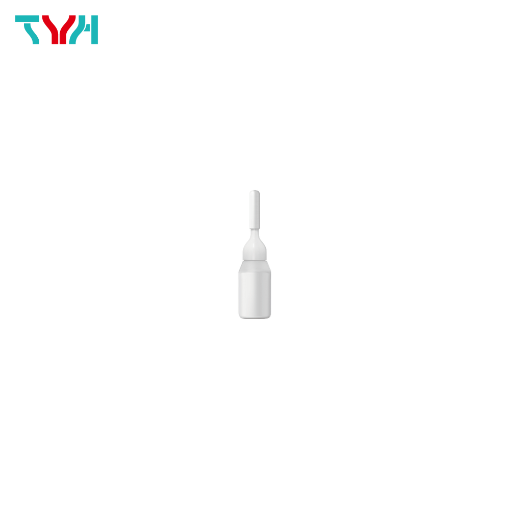 5ml LDPE Round Ampoule Bottle with Nozzle Cap