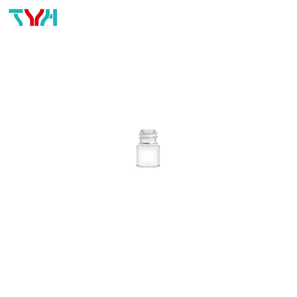 5ml Cylindrical Cosmetic Bottle