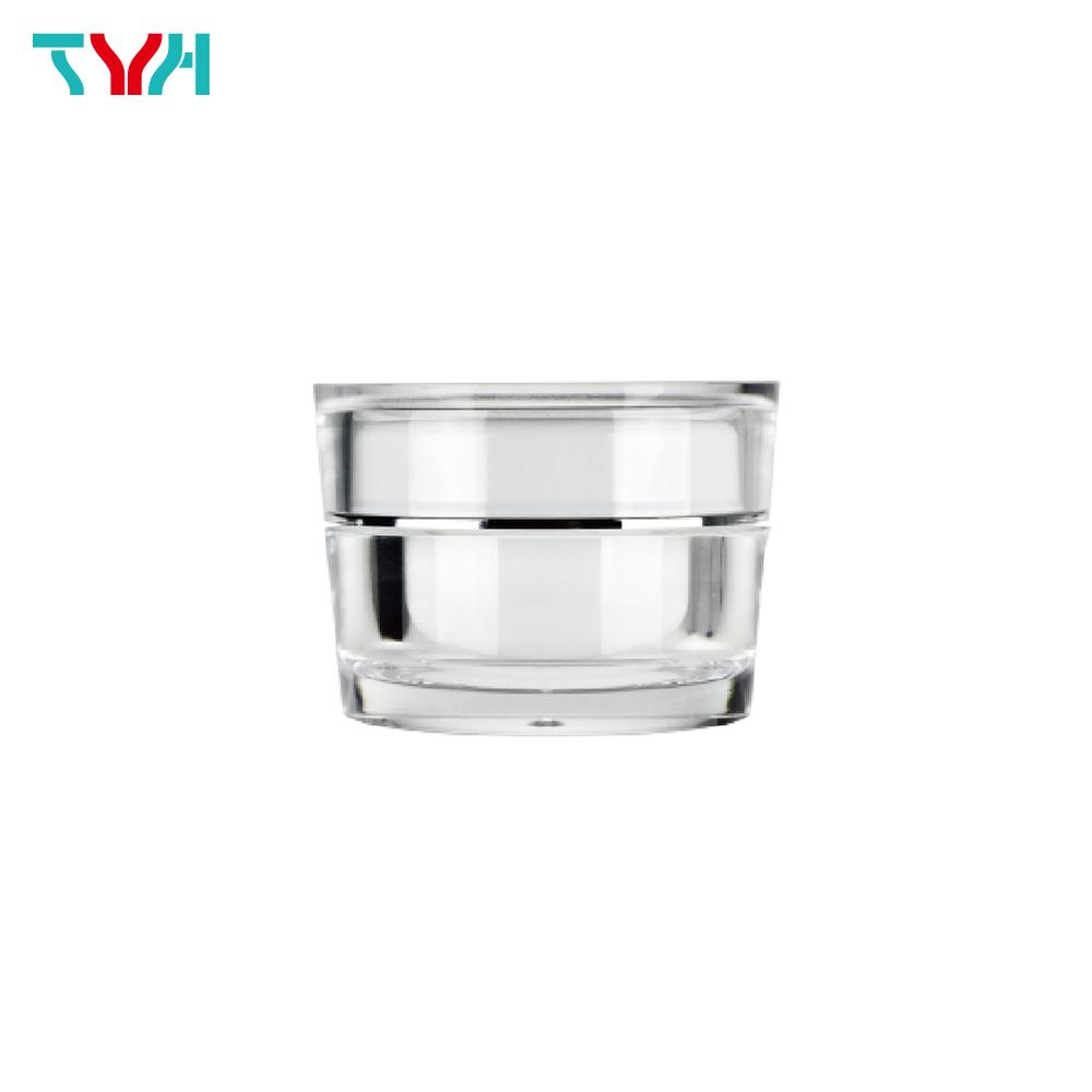 30ml Inverted Round Cone Cream Jar
