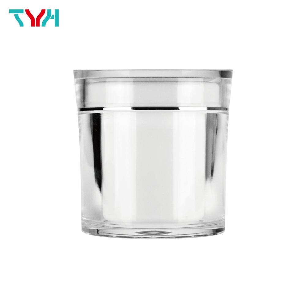 100ml Bucket Shape Round Cream Jar