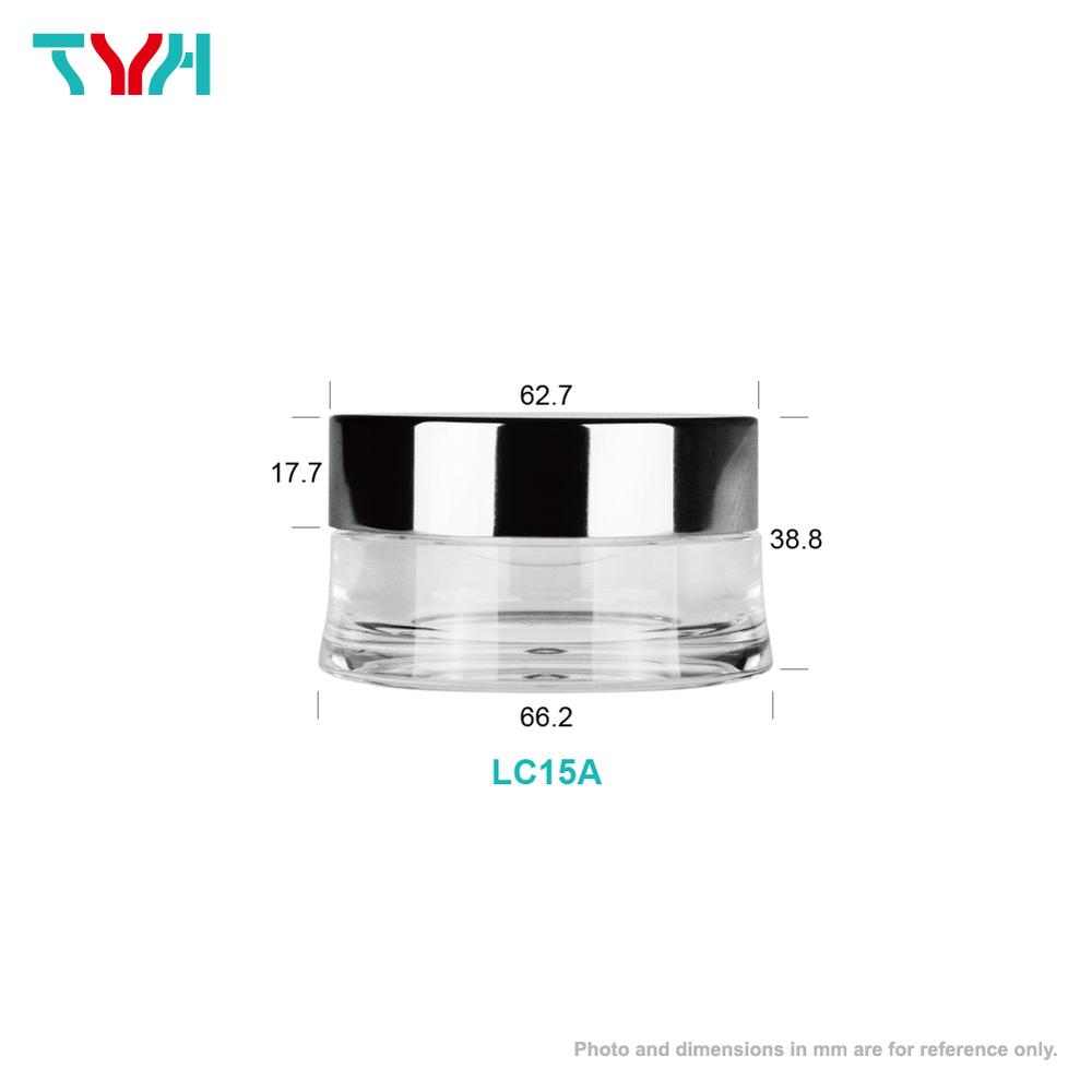 15ml Curve Cream Jar