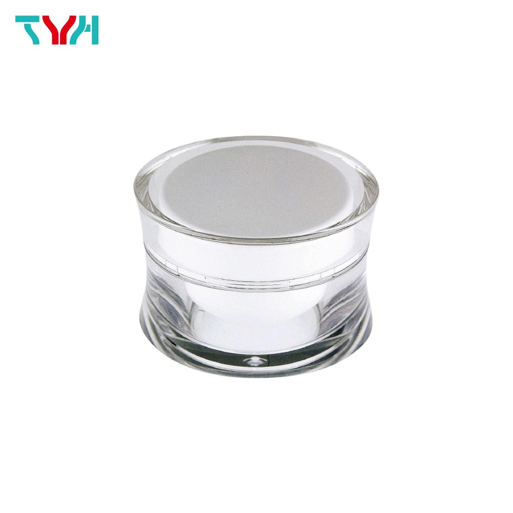 50ml Curve Oval Cream Jar
