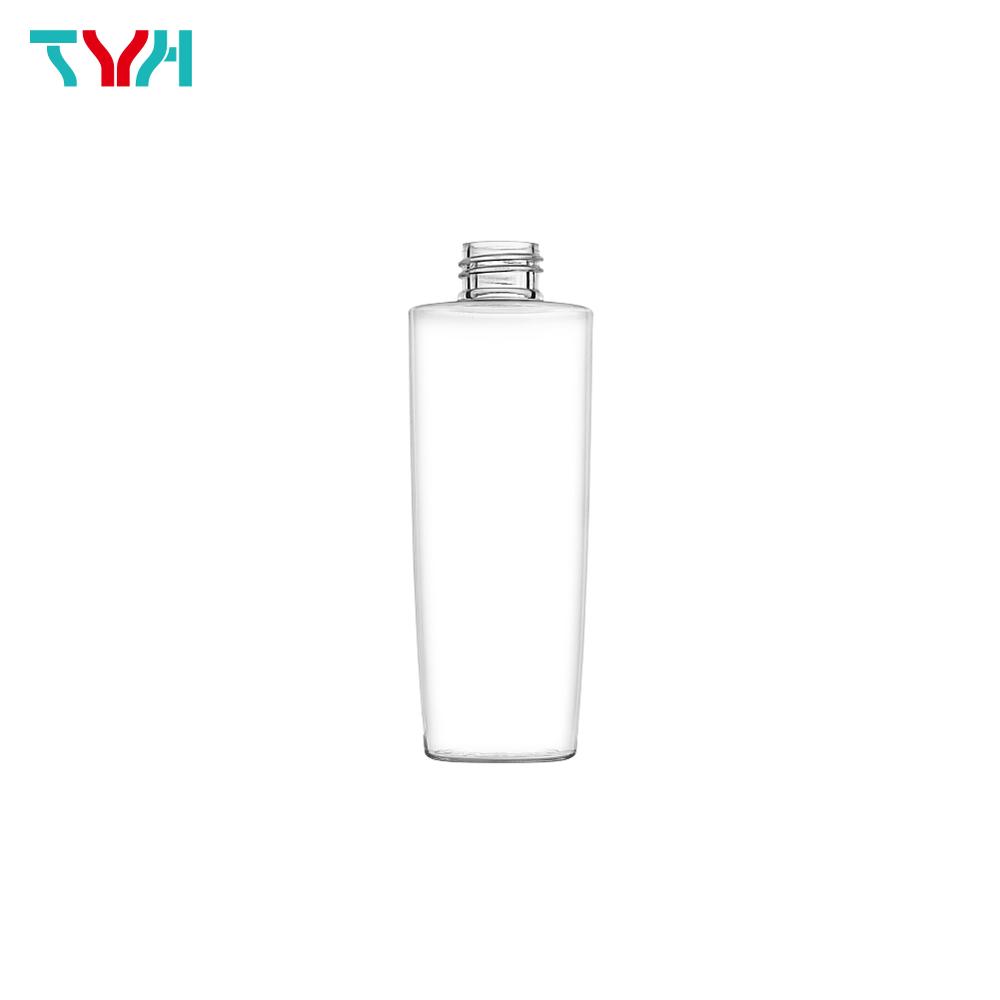 200ml 24/410 PETG Cone Cosmetic Bottle in Single Wall