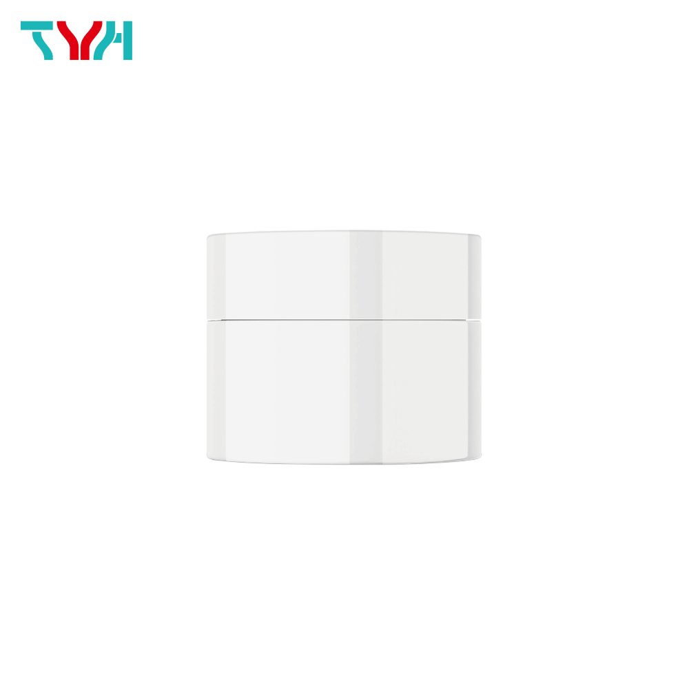 50ml PP New Integrating Molding Round Cream Jar in Double Wall