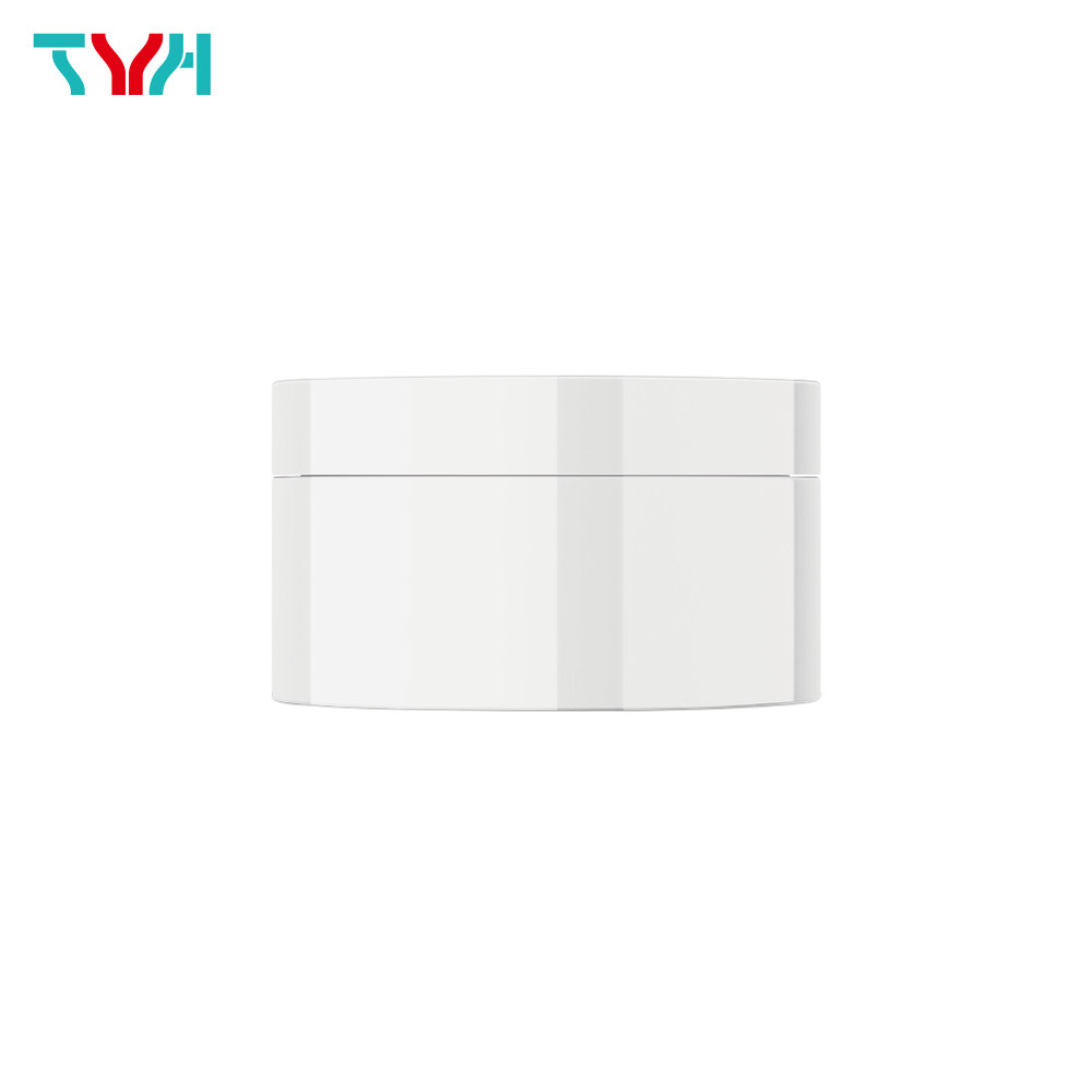 120ml PP Integrating Molding Round Cream Jar in Double Wall