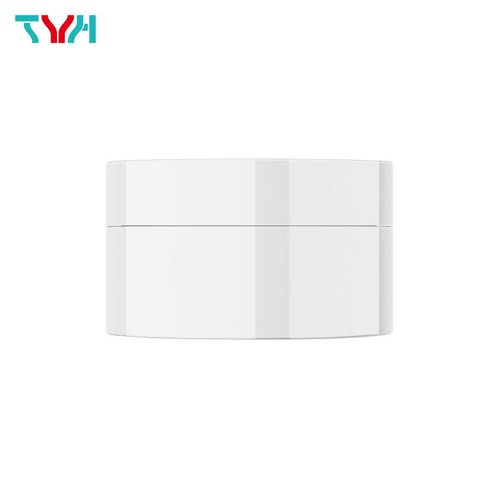 200ml PP Integrating Molding Round Cream Jar in Double Wall