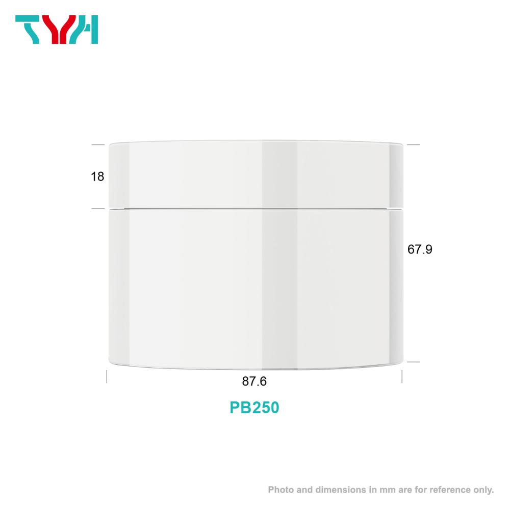 250ml Round Cream Jar