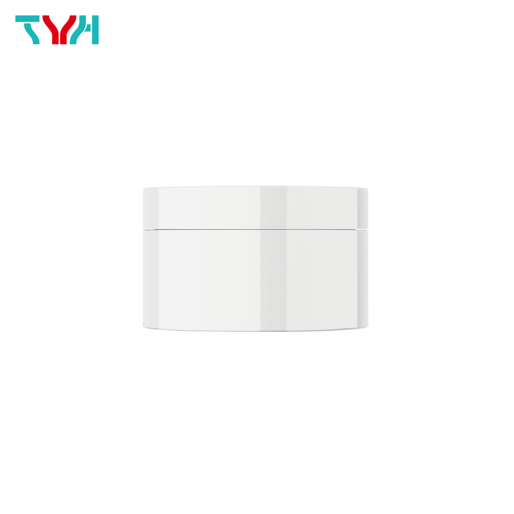 80ml PP Integrating Molding Round Cream Jar in Double Wall