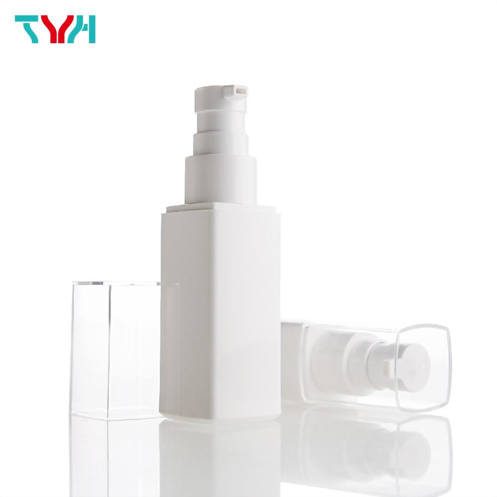 PP Rectangle Airless Bottle