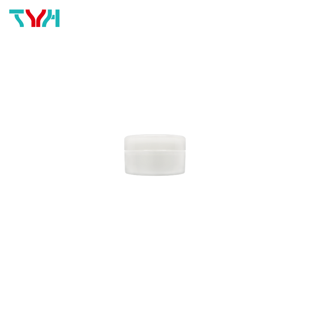 5ml PP Bi Injection Round Cream Jar in Double Wall