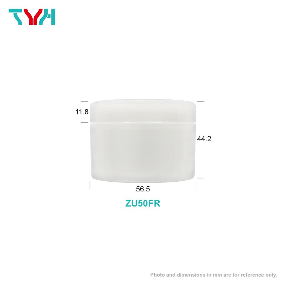 50ml Bi Injection Round Cream Jar