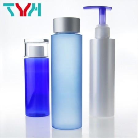 單層圓柱形乳液瓶