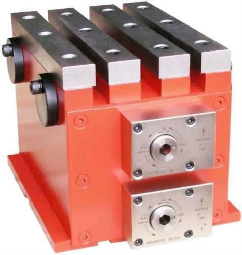 MAGNETIC BLOCK UNIT