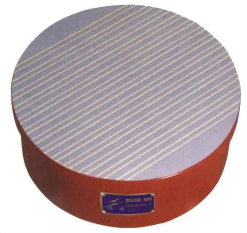 ROUND ELECTROMAGNETIC CHUCK