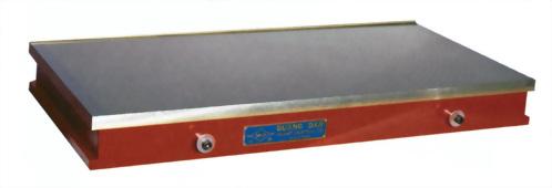 FINE-POLE ELECTROMAGNETIC CHUCK / FINE-LINE ELECTROMAGNETIC CHUCK