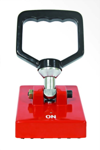 CAM TYPE MAGNETIC LIFTER
