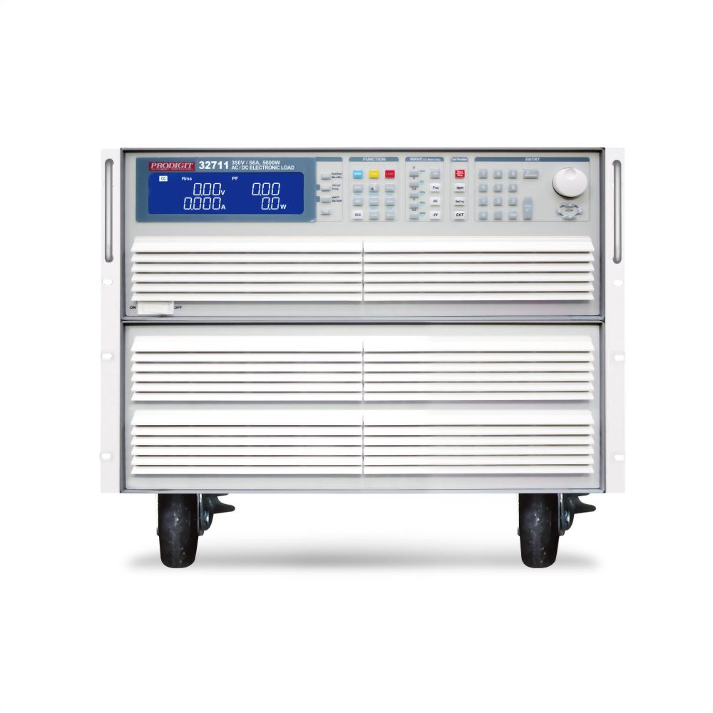 32711 AC & DC Electronic Load 350V, 56A, 5600W