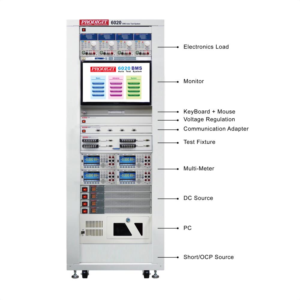 6020 BMS Test System