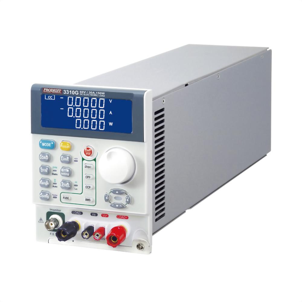3310G DC Electronic Load 60V, 30A, 150W