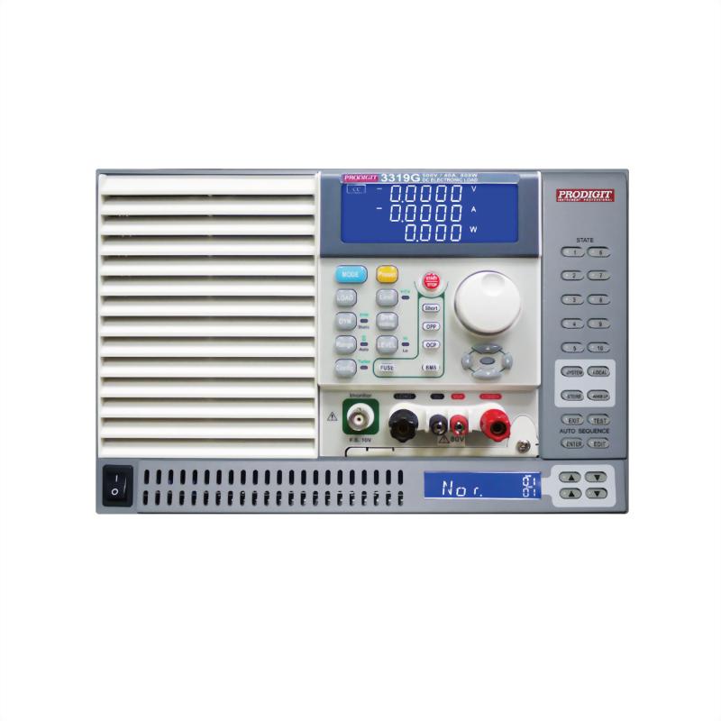3319G  DC Electronic Load 500V, 40A, 800W