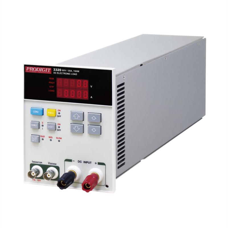 3320 DC Electronic Load 60V, 30A, 150W