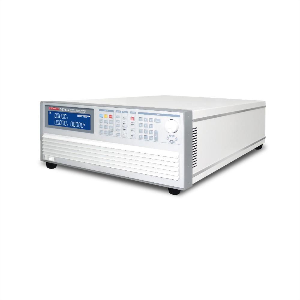 3375G 高功率直流电子负载 1200V, 200A, 5000W