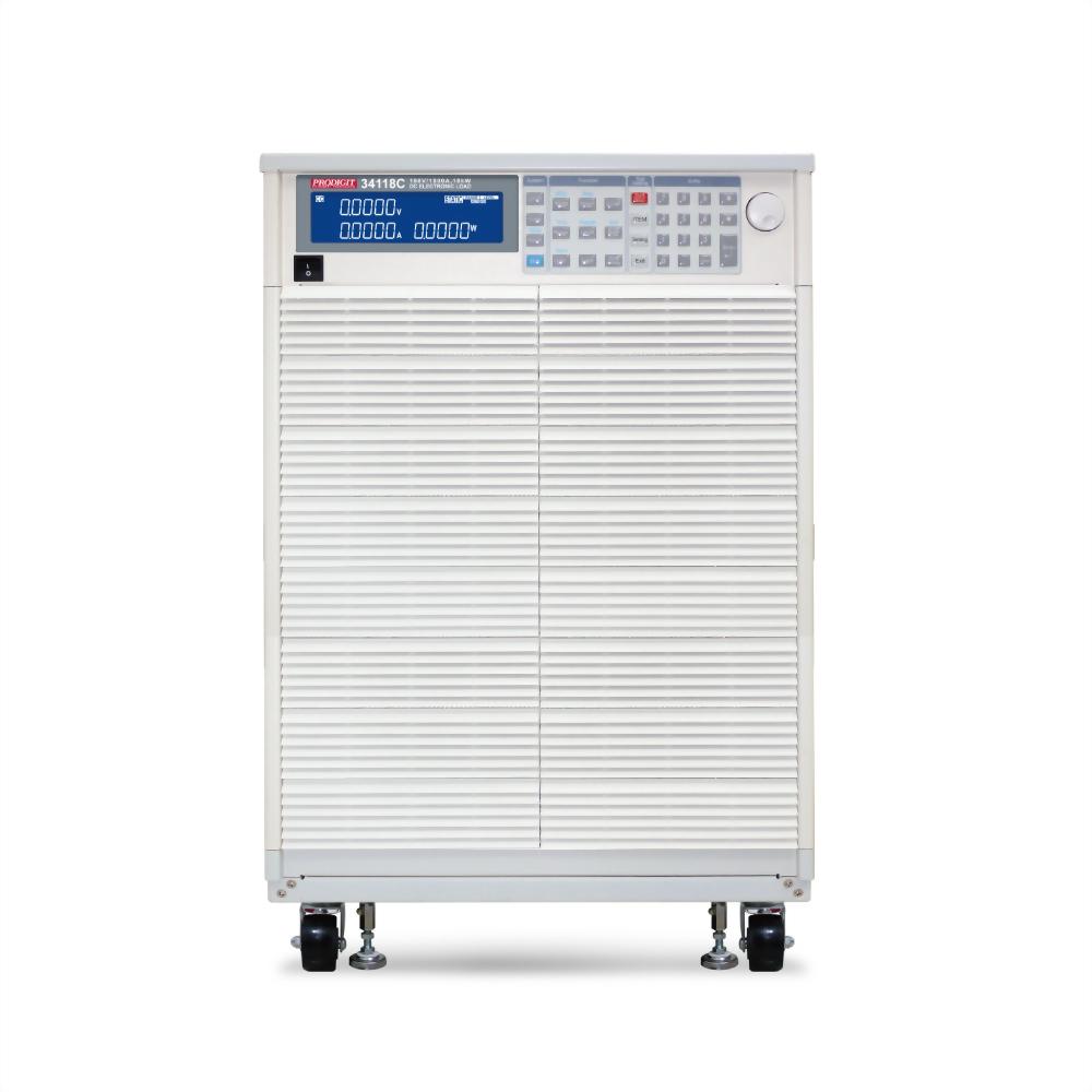 34118C 超高功率直流电子负载 150V, 1800A, 18KW