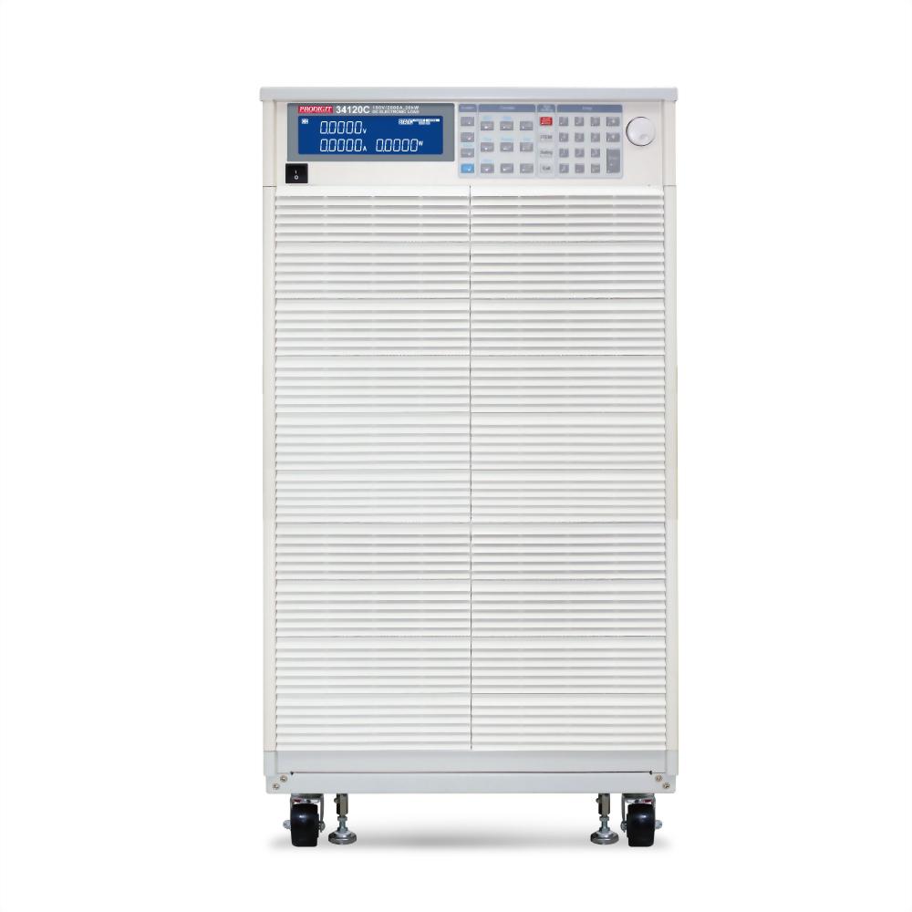 34120C 超高功率直流電子負載 150V, 2000A, 20KW